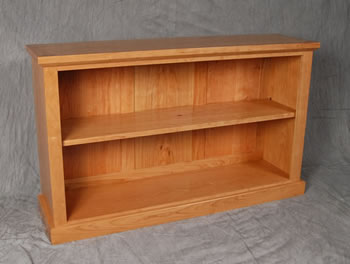 [Shaker Bookcase] by Austin Kane Matheson